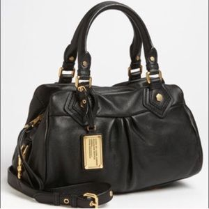 """Marc by Marc Jacobs """"Classic Q Groovee"""" Satchel"""